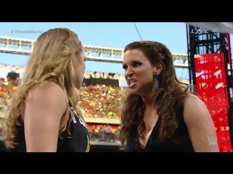 WWE Wrestlemania 31 Live Experience