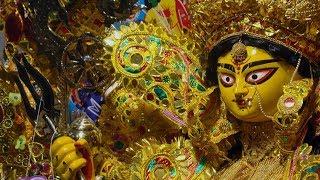 দক্ষিণ এশিয়ার সবচেয়ে বড় প্রতিমা তৈরির কারখানা | বছরের ৩৬৫ দিনই চলে প্রতিমা গড়ার কাজ | Durga Puja