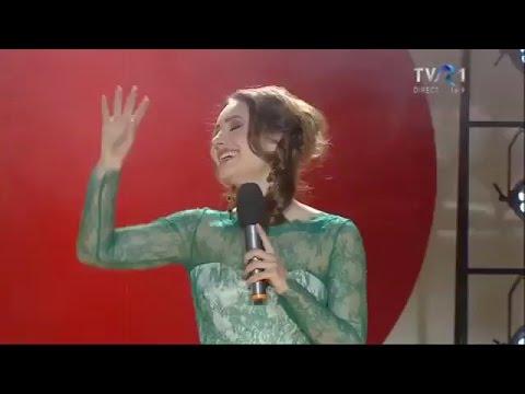 Emilia Dorobanţu - E-adevărat, iubirea mea! (Cu drag... de Dragobete - TVR1)