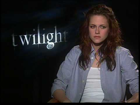 Kristen Stewart interview for Twilight