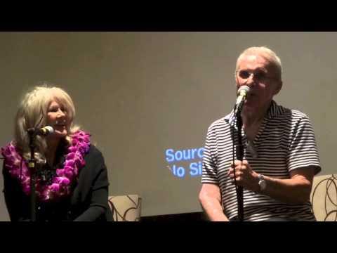 ROBERT CONRAD & CONNIE STEVENS on HAWAIIAN EYE @ Hollywood  1.12.13