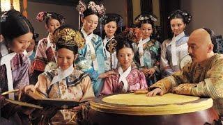 20151225 故事中国 雍正的十二美人梦