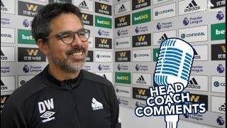 🧢HEAD COACH COMMENTS | David Wagner reflects on Wolves win