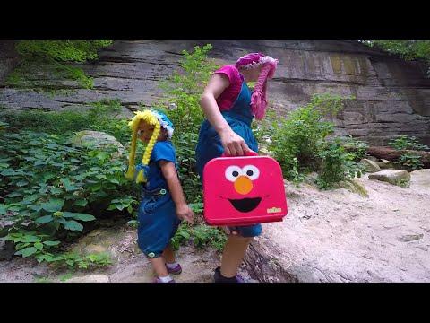 El Alfabeto de Elmo se Perdio S2:E146