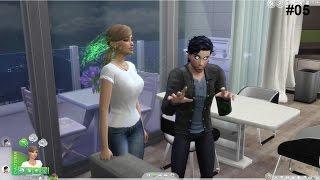 The Sims 4 Gameplay I Как стать вампиром #05