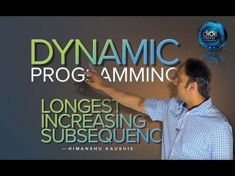 Longest Increasing Subsequence - Dynamic Programming tutorials thumbnail