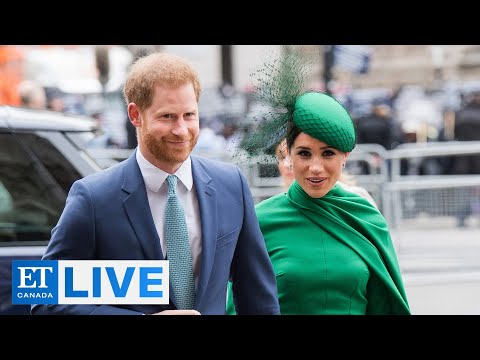 Meghan Markle And Prince Harry Attend Final Royal Event  | ET Canada LIVE