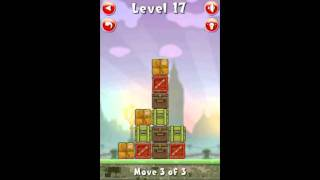 Move The Box London Level 17 Walkthrough/ Solution(Solution/ walkthrough for Level 17 of Move The Box London., 2012-03-01T09:31:43.000Z)