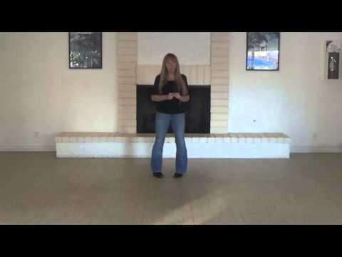 Line Dance-Basic Steps