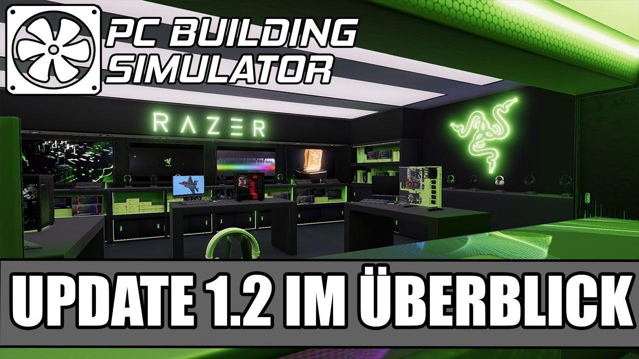 PC Building Simulator è disponibile da oggi su Steam ...