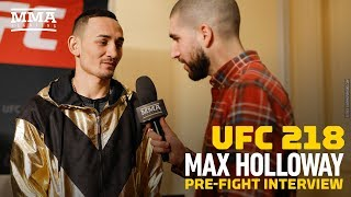 UFC 218: Max Holloway Feels Bad for Conor McGregor Following Recent Issues - MMA Fighting