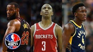 Biggest surprise halfway through NBA season? | NBA Countdown | ESPN
