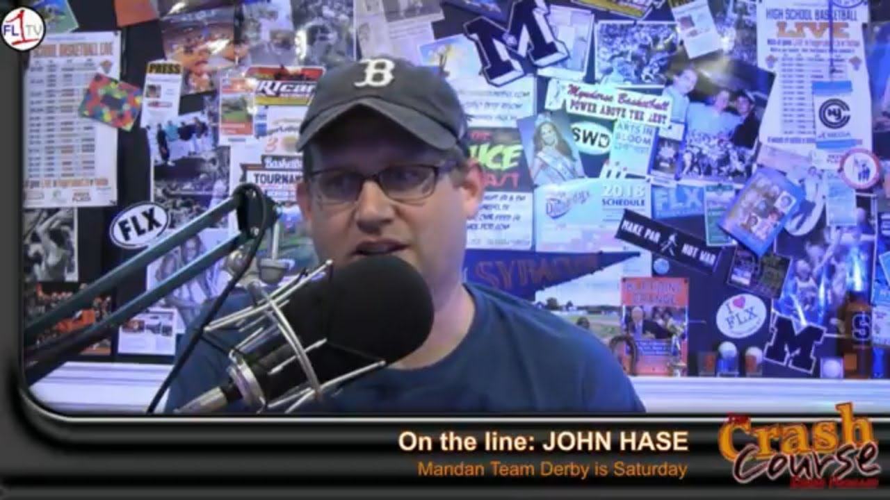 John Hase and Mandan, RRE Recap ..::.. Crash Course Podcast #232