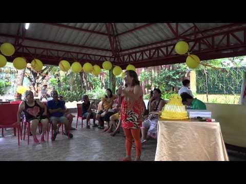 Alma happy 50 - Philippines - Clarin 2014-12-22