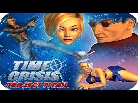 Time Crisis: Project Titan - No Damage (Walkthrough ITA dell'Originale PSX 2001)