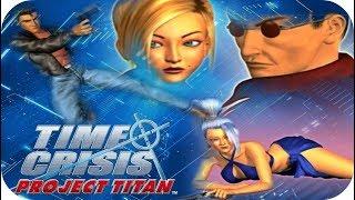 SOLO CONTRO TUTTI - Time Crisis Project Titan 100%