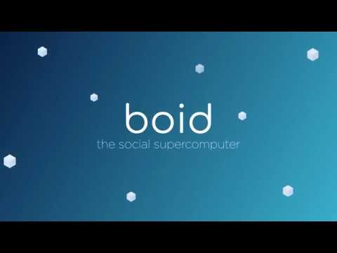 Intro To Boid
