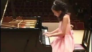 森保 まどか12歳 2010年「第14回PIARAピアノコンクール全国大会」 ジュ...