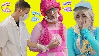 يويو ودودي في عيادة الأسنان - Yoyo & dodi at the Dentist