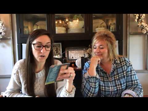 Flosstube #12: Priscilla & Chelsea- The Real Housewives of Cross Stitch