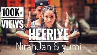 Heeriye - Race 3 | Salman Khan & Jacqueline Fernandez | Dance Choreography by Niranjan & Yumi