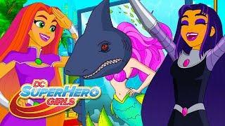 Поклонение веселью | Серия 311 | DC Super Hero Girls