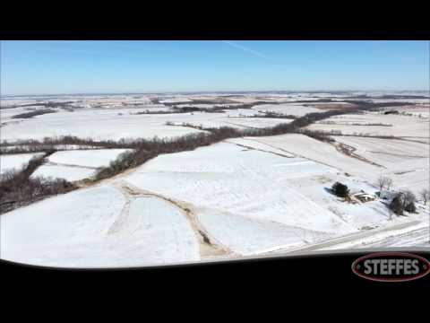 Jefferson County, IA Land Auction 40± Acres March 22nd 2017 @ 10am