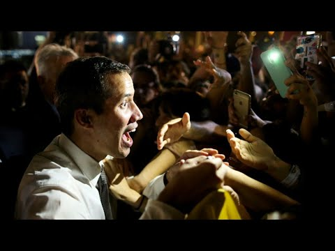 Venezuela's Guaido visits Argentina and Paraguay in bid to drum up support