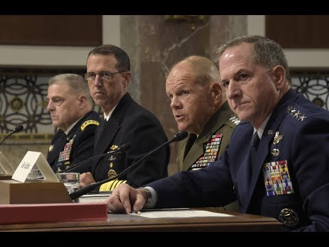 U.S. military leaders condemn racism | Los Angeles Times