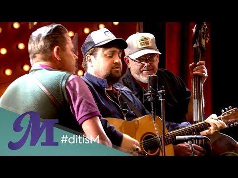 Tim Knol en de Blue Grass Boogiemen - 'I've Endured' | Margriet van der Linden