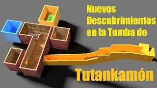 Nuevos Descubrimientos en la tumba de Tutankamon