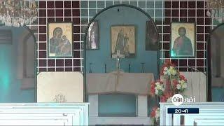 أخبار عربية - الجيش الحر يأمن الحماية للكنائس والمسيحيين بدرعا والسويداء