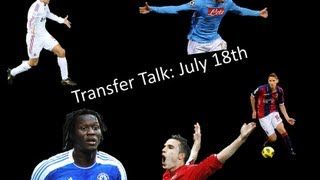 90 Second Top 5 Transfer Rumours - 18th July