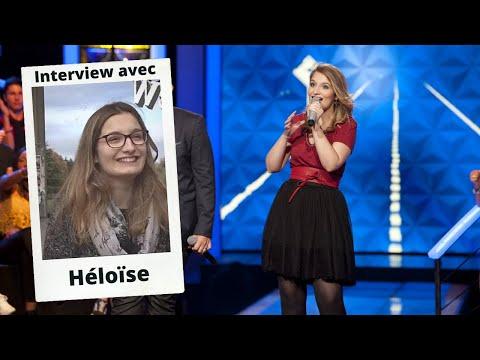 Interview avec... Héloïse (N'oubliez pas les paroles)