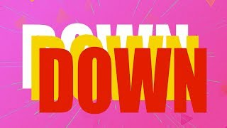 AVENUE 52 Down, Down, Down (Official Lyric Video) YouTube Videos