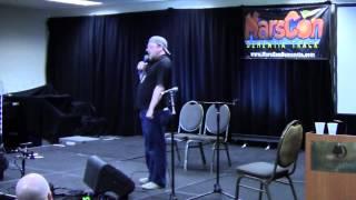 """Insane Ian - """"Shut Up, Ian!"""" Live @ Marscon 2014"""