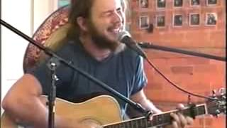 Jim James of My Morning Jacket - Live at Space 101 - September 1, 2001