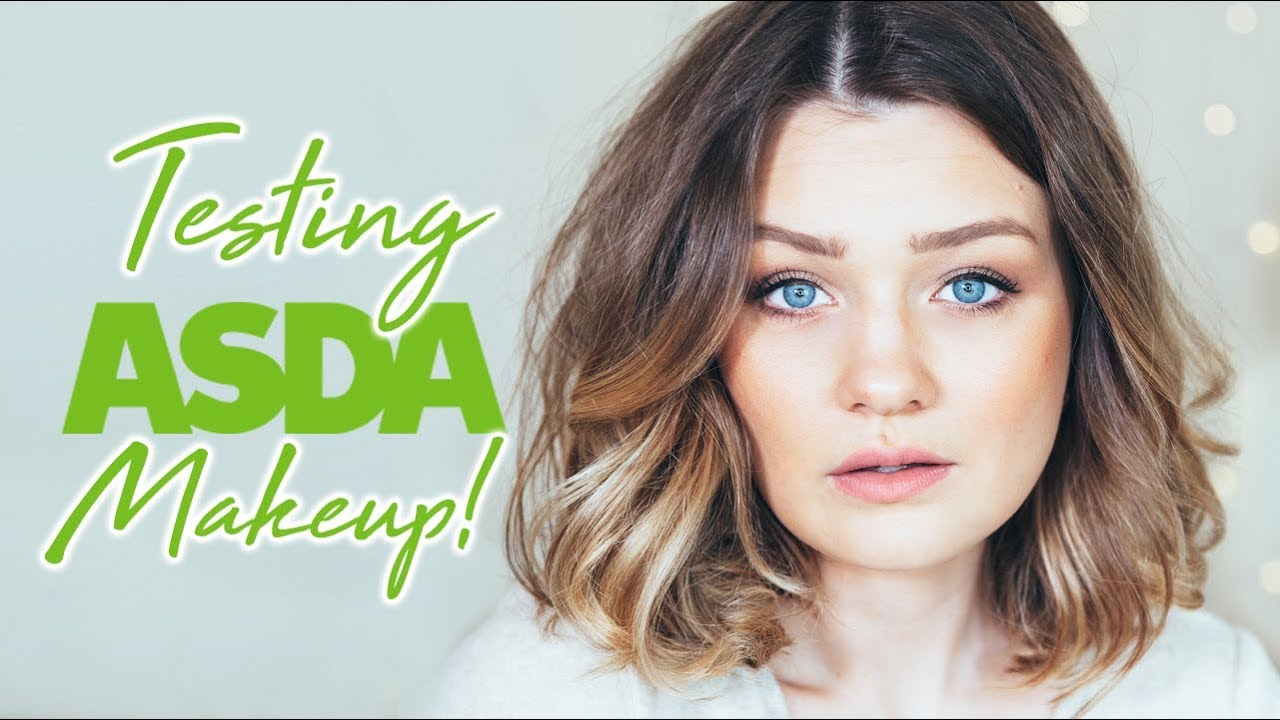 1df943c9b87 TESTING £2 ASDA MAKEUP... HIT or MISS?! | Laura Bradshaw - YouTube