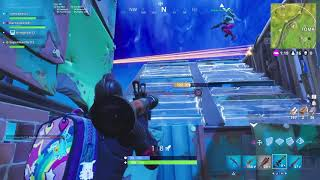 Getting killed by TEEEEP AND THE OPTIC CLAN IN FORTNITE