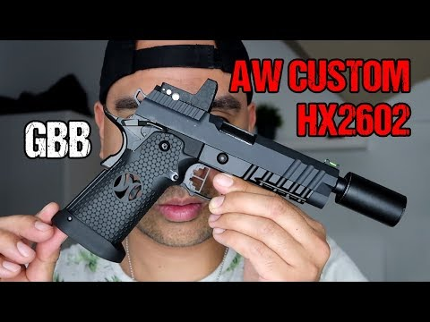 AW Custom HX2602