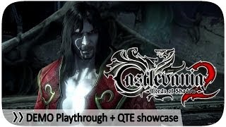 Castlevania: Lords of Shadow 2 Demo (PC version)