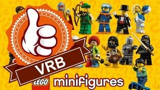 Обзор LEGO 8683, 1 серия коллекционных минифигурок.(Обзор LEGO 8683, 1ая серия коллекционных минифигурок - продолжение серии обзоров коллекционных минифигурок..., 2013-07-15T15:41:08.000Z)