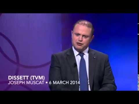 Joseph Muscat jgħid li se jirriżenja jekk il-power station ma tkunx lesta sa' Marzu 2015