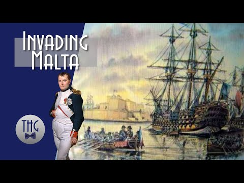 Napoleon's Invasion of Malta