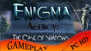Enigma Agency: The Case of Shadows - Gameplay PC | HD