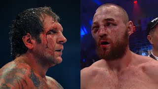 A BLOODY BATTLE in the fight of Alexander Emelianenko vs Glukhov! A REAL BATTLE OF THE HEAVYWEIGHTS!