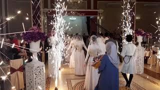 Банкетный зал Европа Хасавюрт : Аварская свадьба 2019