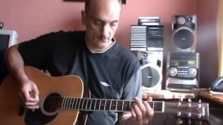 jean jaques goldman encore un matin guitare acoustique