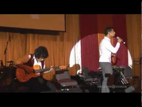 Marcell - Takkan Terganti (Acoustic Live)