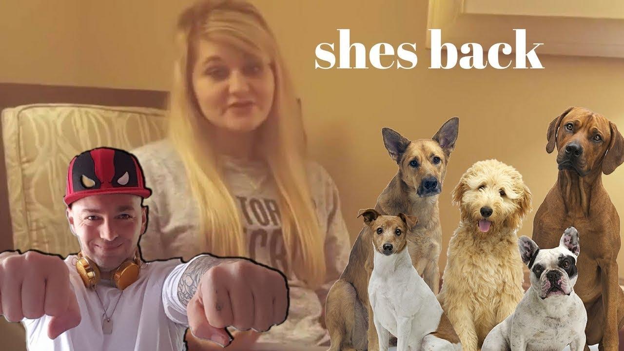 Whitney wisconsin dog
